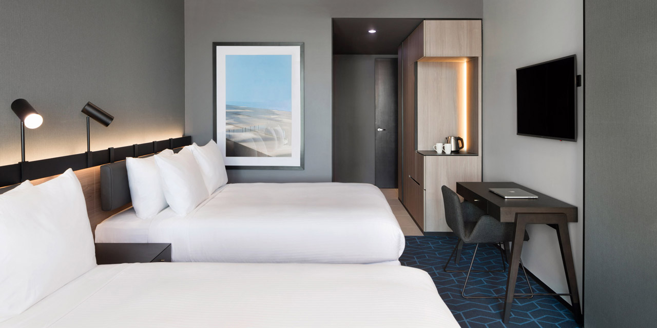 Four Points by Sheraton Docklands – Casegoods