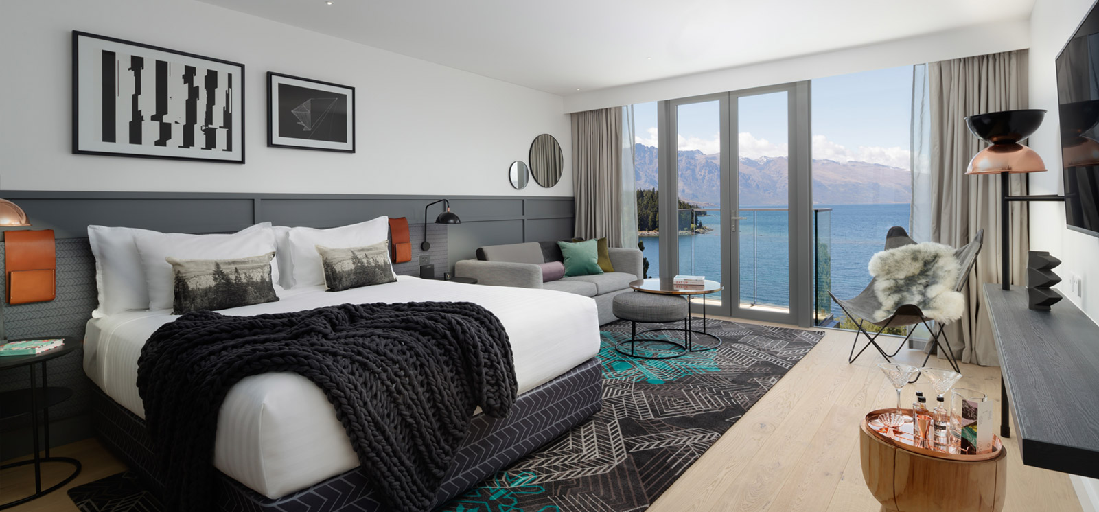 QT Queenstown: Where mother nature meets modern design